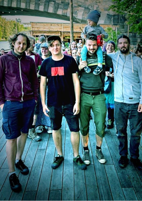 Špuntkvaně  - 14. výročí kapely