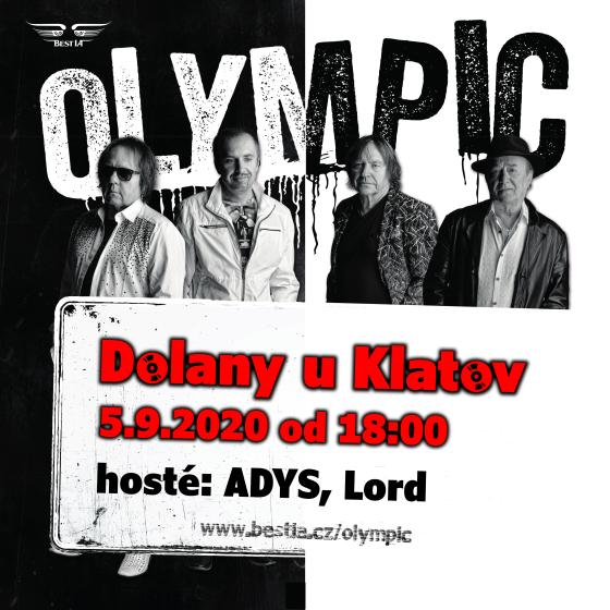 Olympic<br>Hosté: Adys, Lord