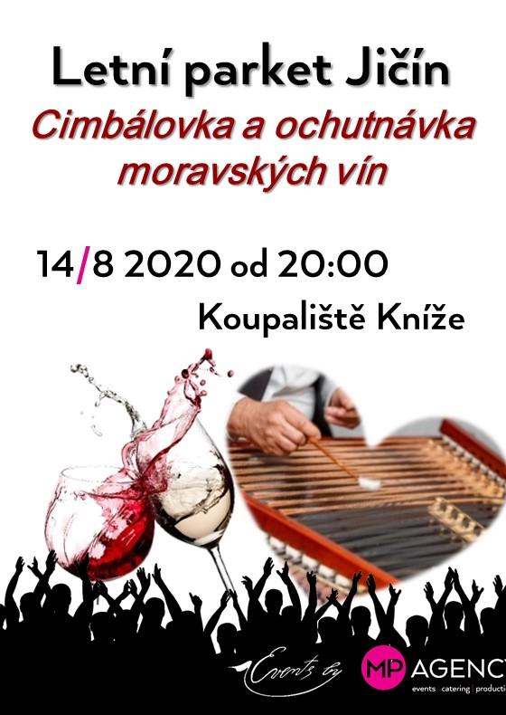 Cimbálovka<br>Letní parket Jičín