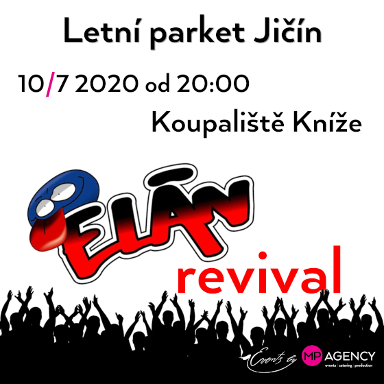 Elán revival<br>Letní parket Jičín