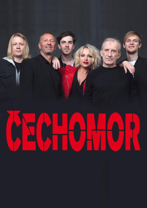 Čechomor akusticky