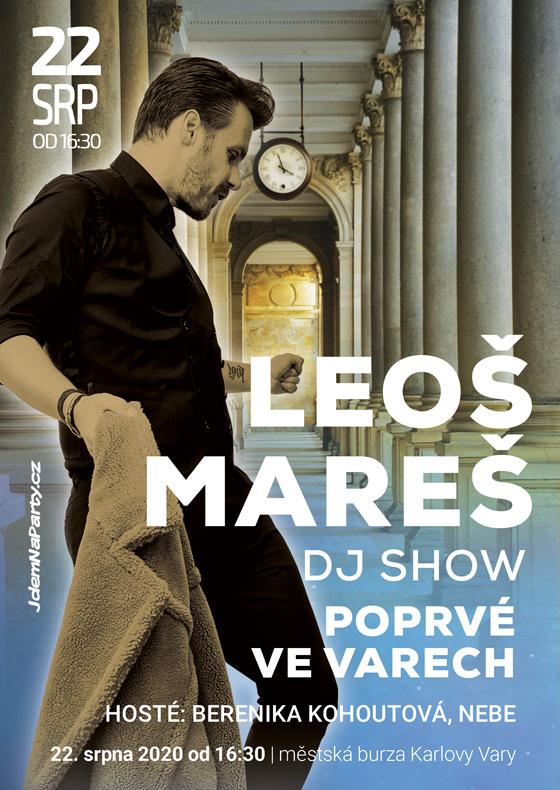 Leoš Mareš – Poprvé ve Varech