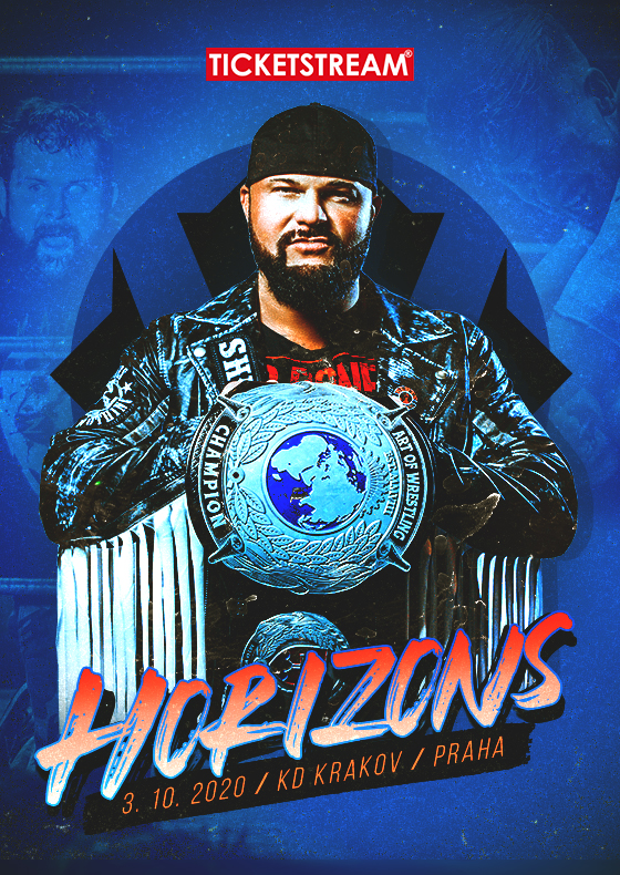 AoW: Horizons<br>Mezinárodní wrestlingová show