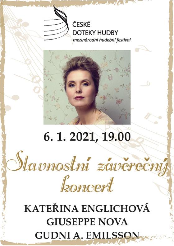 Kateřina Englichová<br>Slavnostní závěrečný koncert