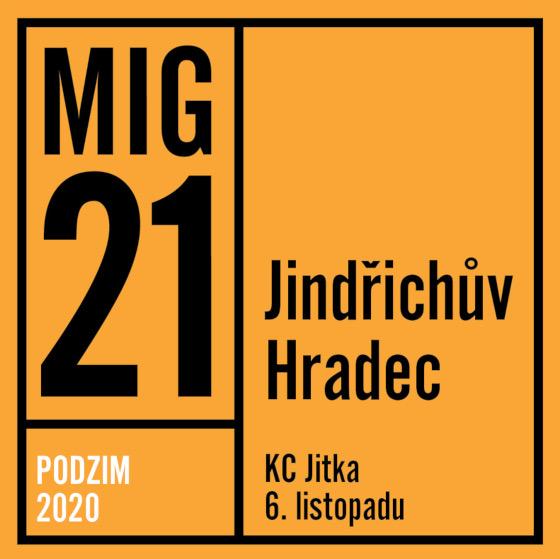 MIG 21 - Podzimní klubové turné 2020