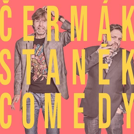 Čermák Staněk Comedy<br>Divnej rok 2020 - Nanečisto<br>Stand- up comedy show