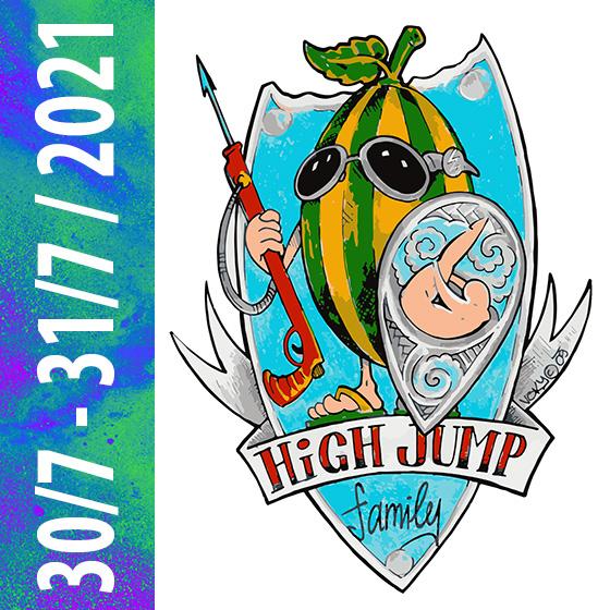 Highjump<br>21. ročník mistrovství ČR<br>v extrémních skocích do vody