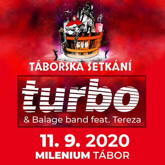 Turbo<br>Táborská setkání 2020