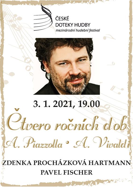 Čtvero ročních dob<br>A. Piazzolla & A. Vivaldi