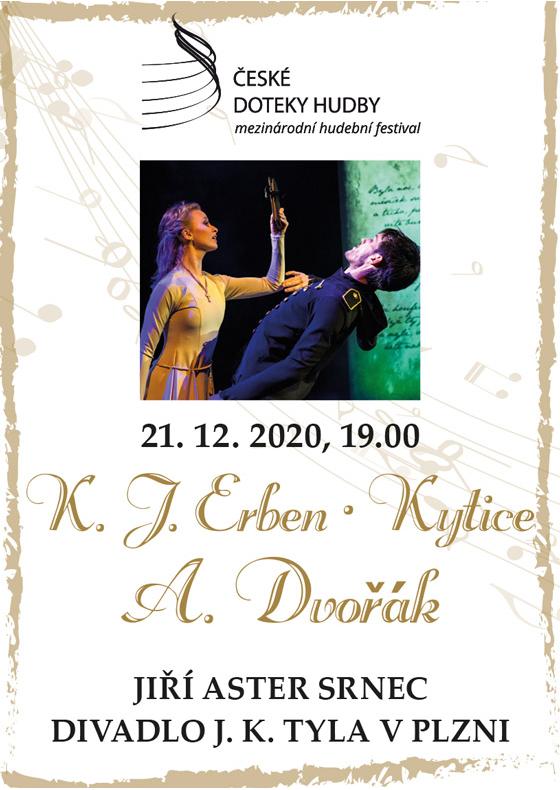 K. J. Erben & Antonín Dvořák & Kytice