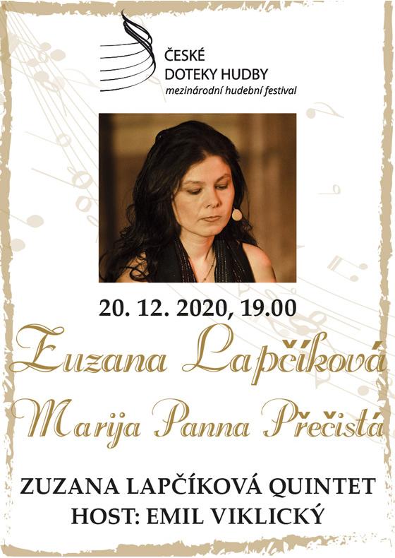 Zuzana Lapčíková - Marija panna prečistá