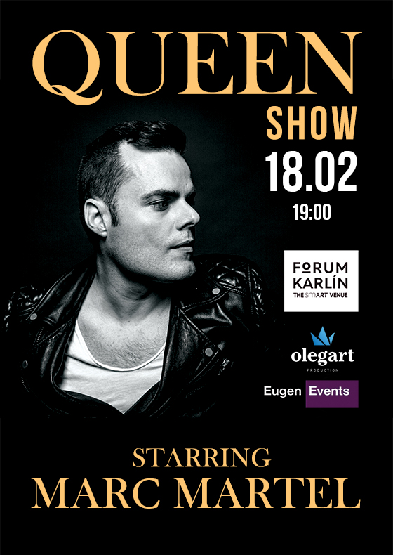 Queen Show<br>Starring Marc Martel