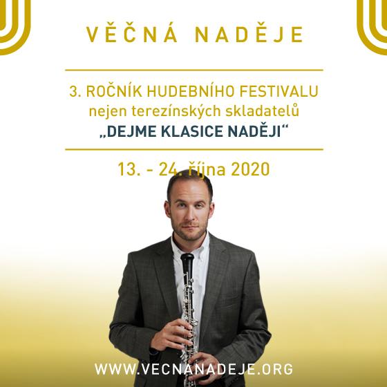 J. Mráček, I. Venyš, J. Bárta, M. Kasík<br>Hudební festival Věčná naděje
