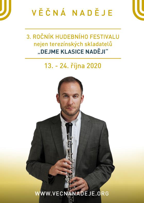 Život s hudbou v Terezíně - přednáška<br>Hudební festival Věčná naděje