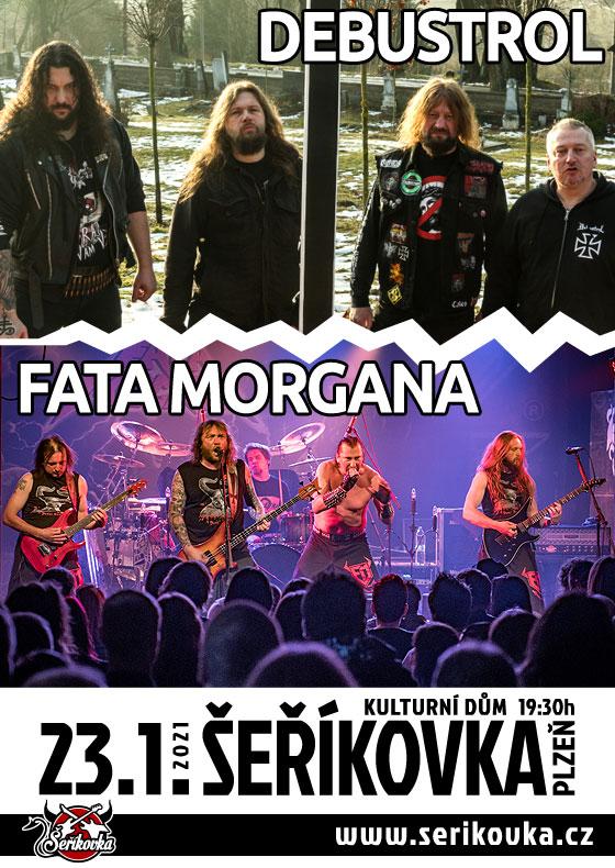 Debustrol + Fata Morgana