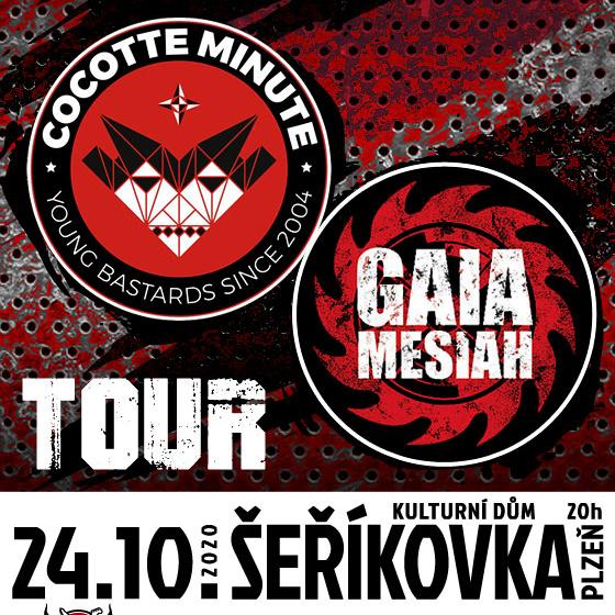 Cocotte Minute + Gaia Mesiah