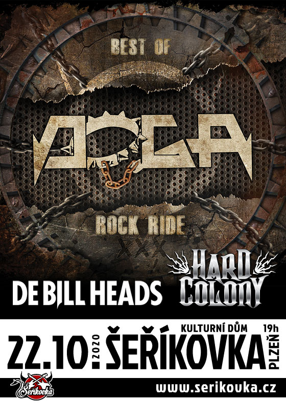 Doga<BR>DeBill Heads, Hard Colony