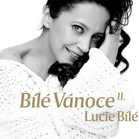 Bílé Vánoce Lucie Bílé II- koncert v Litomyšli -Chrám Nalezení sv. Kříže v Litomyšli Litomyšl