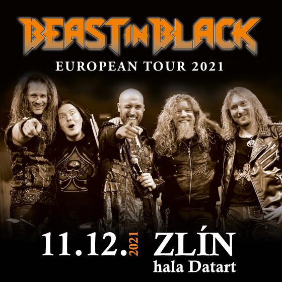Beast in Black<br>European Tour