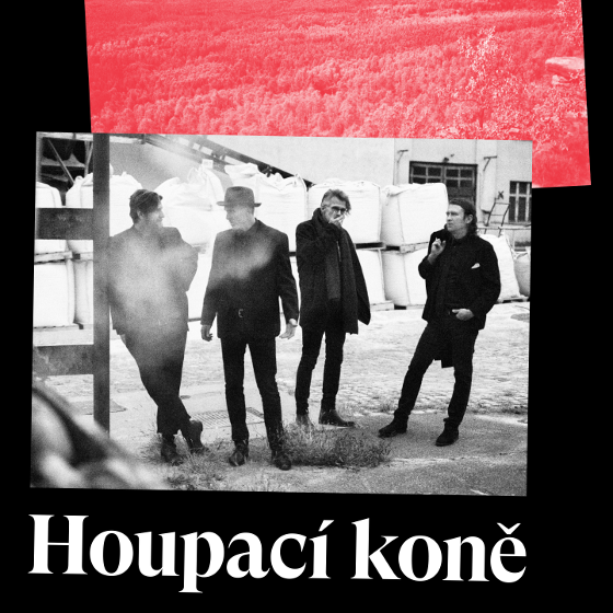 HOUPACÍ KONĚ- Praha -Malostranská Beseda Praha