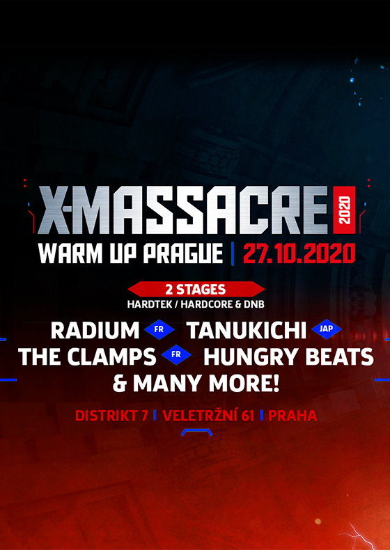 X-Massacre 2020 Warm Up