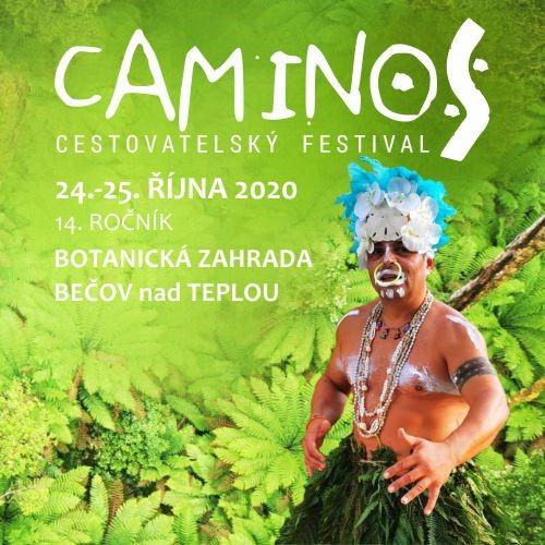 Caminos<br>Cestovatelský Festival