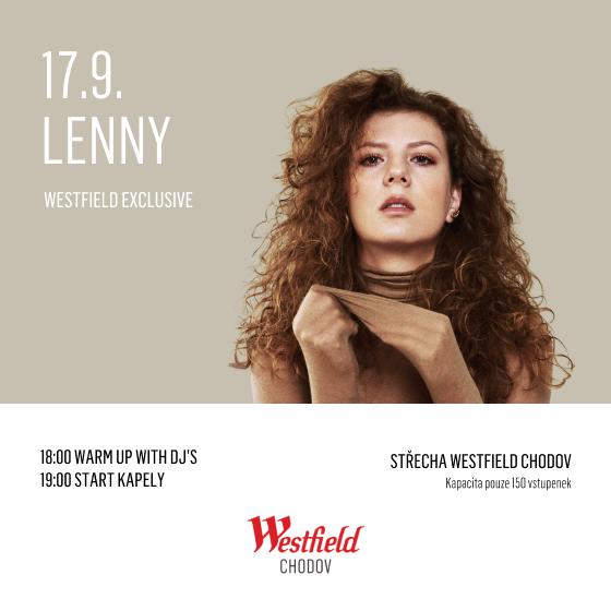 Lenny<br>Westfield Exclusive