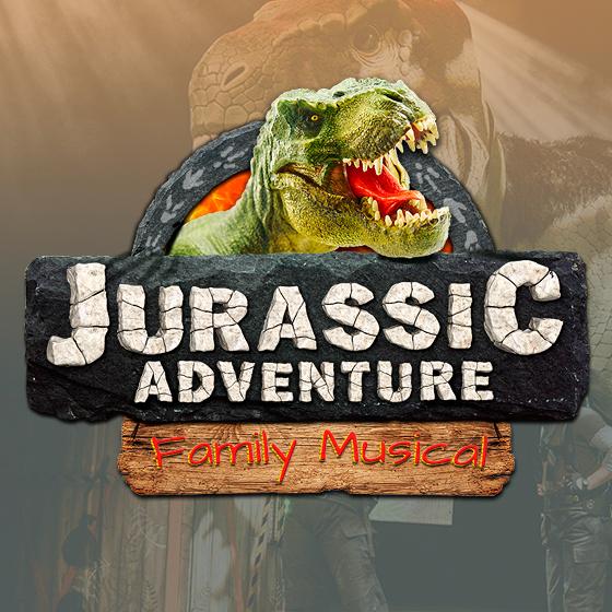 Jurassic Adventure<br>Rodinný muzikál