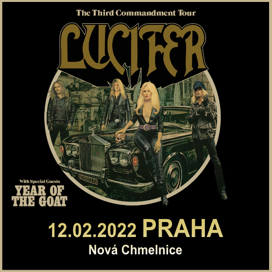 Lucifer<br>The Third Commandment Tour 2022