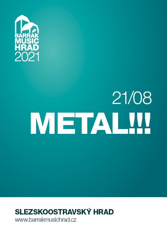 Metal !!!<br>Barrák music hrad 2021