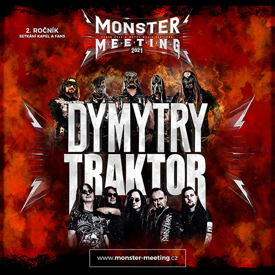 MONSTER MEETING 2021/OPEN AIR/- Boskovice -Letní kino Boskovice Boskovice