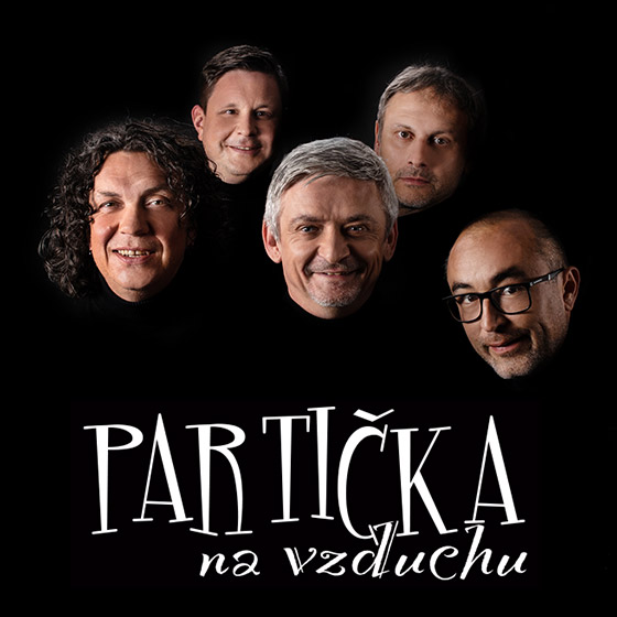 PARTIČKA NA VZDUCHU- Divadelní představení- Doksy -Kino Máj - Doksy Doksy