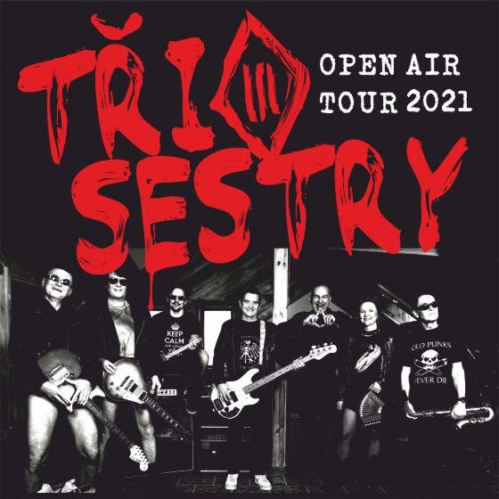 Tři Sestry<br>Open Air Tour