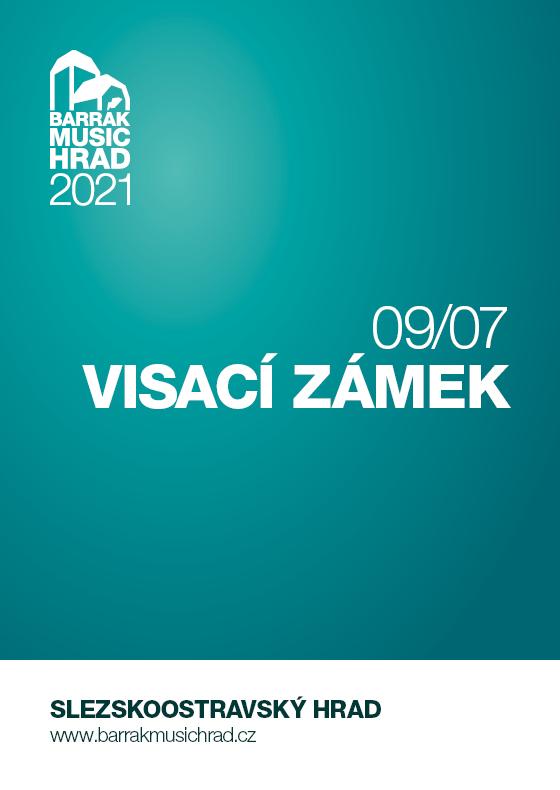 Visací zámek<br>Barrák music hrad
