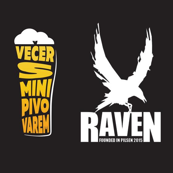 Večer s minipivovarem<br>Pivovar Raven<br>Záznam z 9.února