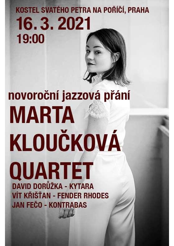 Marta Kloučková Quartet