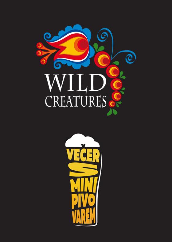 Večer s minipivovarem<br>Pivovar Wild Creatures