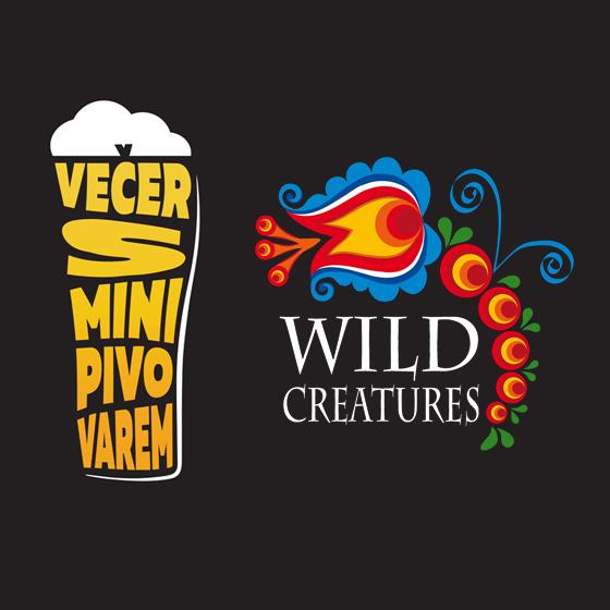 Večer s minipivovarem<br>Pivovar Wild Creatures<br>Záznam z 16.února