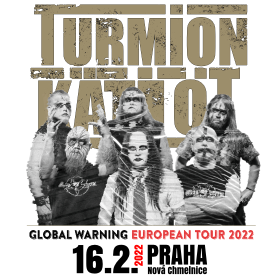 Turmion Kätilöt<br>Global Warning European Tour