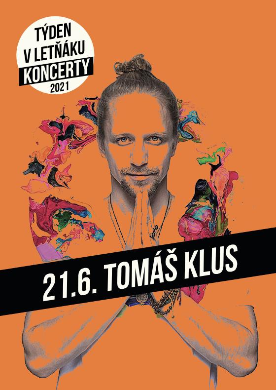 Tomáš Klus<br>Týden v Letňáku