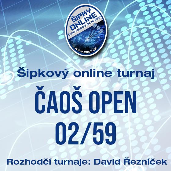 OPEN ČAOŠ 02/59- Česká republika a Slovensko -Online Česká republika a Slovensko
