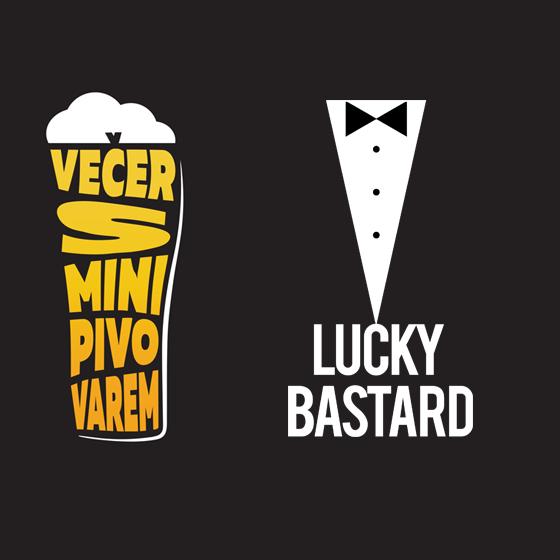 Večer s minipivovarem<br>Pivovar Lucky Bastard<br>Záznam z 2. března