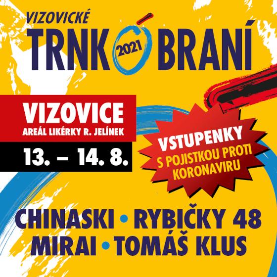 Vizovické Trnkobraní<br>Permanentka + VIP KEMP