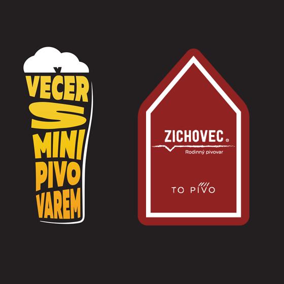 Večer s minipivovarem<br>Pivovar Zichovec