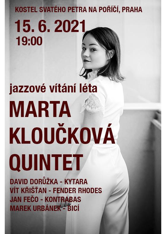 Marta Kloučková Quintet
