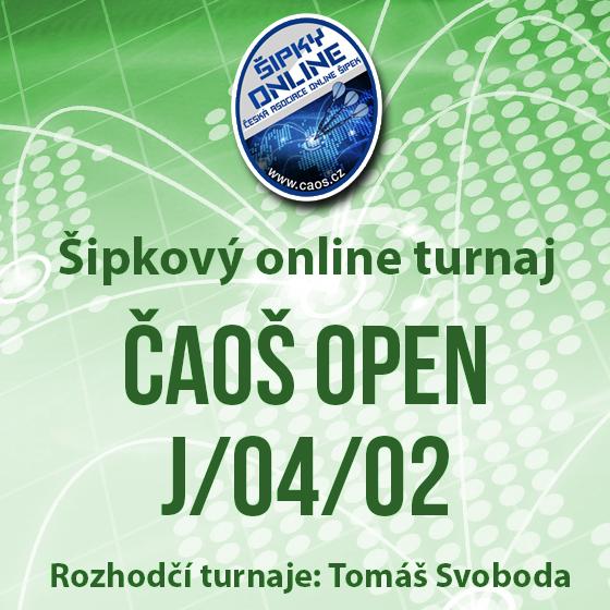 OPEN ČAOŠ J/04/02- Česká republika a Slovensko -Online Česká republika a Slovensko