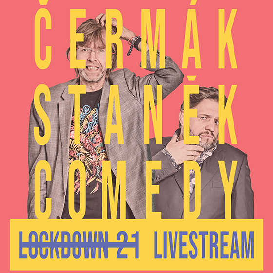 Čermák Staněk Comedy Podcast<br>LOCKDOWN 21<br>Záznam z 18.3.2021