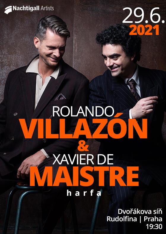 Rolando Villazón & Xavier de Maistre