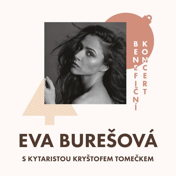 Eva Burešová<br>Benefiční koncert