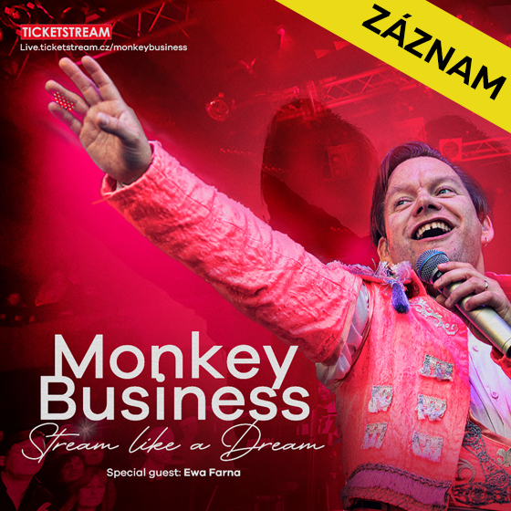 Monkey Business<br>Stream like a dream<br>Broadcast record